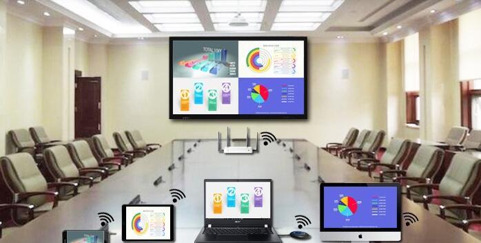 電腦同屏,讓創業公司最受益的投屏功能